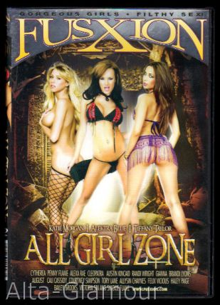 ALL GIRL ZONE; Gorgeous Girls; Filthy Sex