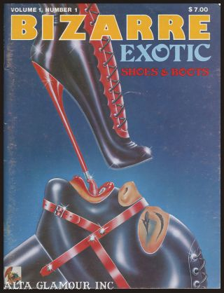 BIZARRE EXOTIC SHOES & BOOTS