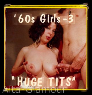 '60S GIRLS - HUGE TITS; 8mm film