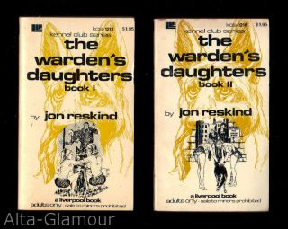 THE WARDEN'S DAUGHTERS - Book I and Book II [set]