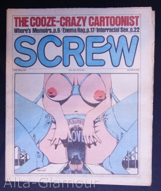 SCREW; The Sex Review. Al Goldstein