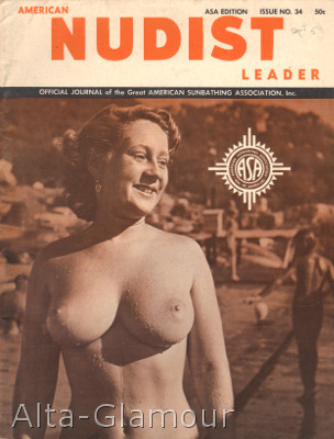 AMERICAN NUDIST LEADER