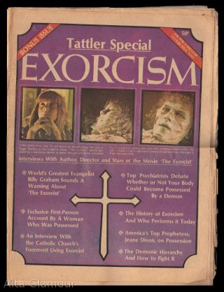 THE NATIONAL TATTLER - TATTLER SPECIAL: EXORCISM