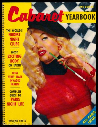 CABARET YEARBOOK