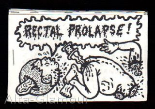 RECTAL PROLAPSE! Mike Diana