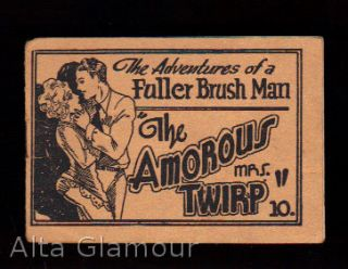 "THE ADVENTURES OF A FULLER BRUSH MAN - ""THE AMOROUS MRS. TWIRP"""