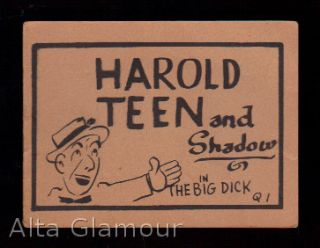 HAROLD TEEN AND SHADOW in THE BIG DICK