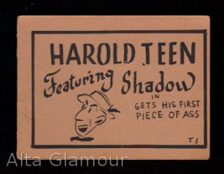 HAROLD TEEN FEATURING SHADOW in GETS HIS FIRST PIECE OF ASS