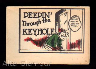PEEPIN' THROUGH THE KEYHOLE