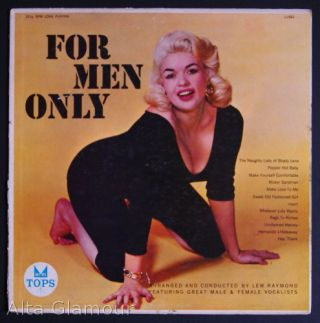 FOR MEN ONLY [Jayne Mansfield cover]. Lew Raymond, arranger-conductor