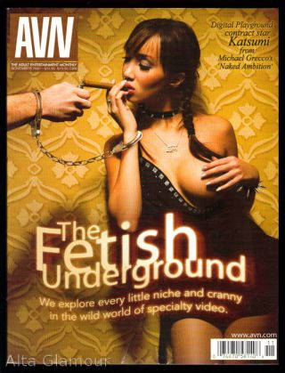 ADULT VIDEO NEWS [AVN] - November 2007; The Adult Entertainment Monthly
