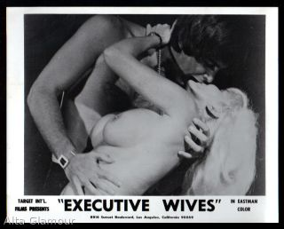 EXECUTIVE WIVES -- FILM STILLS