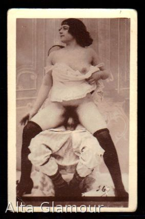 PORNOGRAPHIC PHOTO POSTCARD