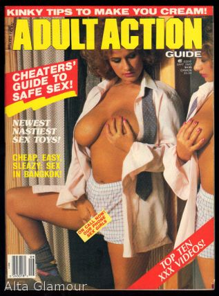 ADULT ACTION GUIDE; [Velvet Talks' Adult Action Guide]