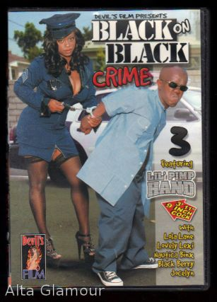 BLACK ON BLACK CRIME 3; DVD