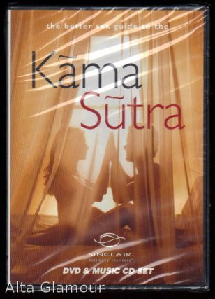 THE BETTER SEX GUIDE TO THE KAMA SUTRA; DVD