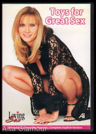 TOYS FOR GREAT SEX; DVD
