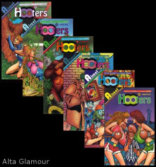 HOOTERS [Nos. 1 - 6; A Complete Set]. Don Lomax