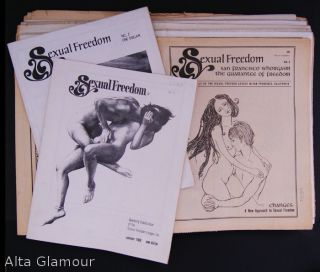 AN ARCHIVE OF SAN FRANCISCO SEXUAL FREEDOM LEAGUE MATERIAL