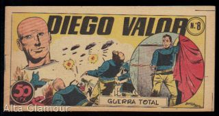 DIEGO VALOR; 'Guerra Total'