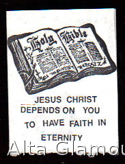 AFUNGUSBOY - JESUS CHRIST DEPENDS ON YOU TO HAVE FAITH IN ETERNITY