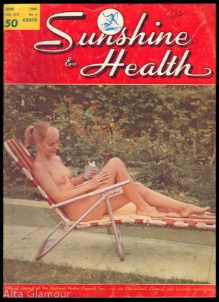 SUNSHINE & HEALTH; Official Journal Of The National Nudist Council