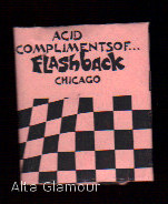 ACID COMPLIMENTS OF... FLASHBACK