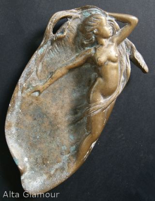 EROTIC ASHTRAY - Nude Venus