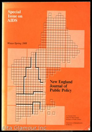 NEW ENGLAND JOURNAL OF PUBLIC POLICY. Winter/Spring. AIDS.