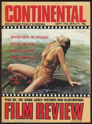 CONTINENTAL FILM REVIEW; Reflecting Today's Cinema