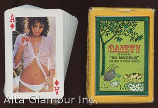 GAIETY BRAND PLAYING CARDS - 54 MODELS. Playing Cards.
