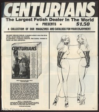 CENTURIANS; A Collection of Our Magazines and Catalogs for Your Enjoyment
