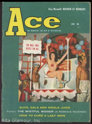 ACE; The Magazine for Men of Distinction