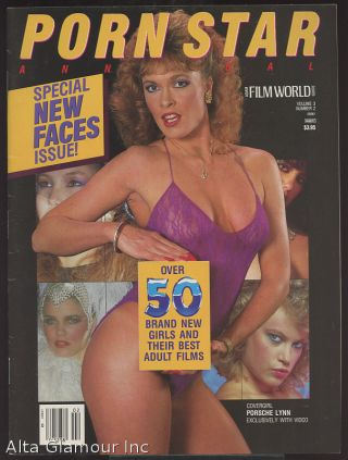 ADAM FILM WORLD PORN STAR ANNUAL - NEW FACES ISSUE