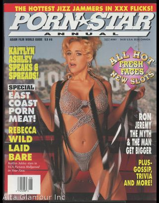 ADAM FILM WORLD PORN STAR ANNUAL