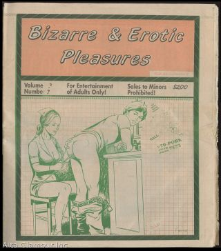 BIZARRE & EROTIC PLEASURES