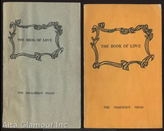 THE BOOK OF LOVE [two variant editions