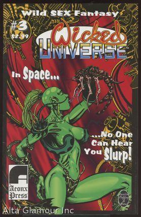 WICKED UNIVERSE; Wild Sex Fantasy (In Space)