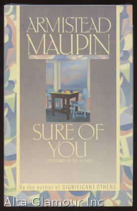 SURE OF YOU (Audio Cassette). Armistead Maupin.