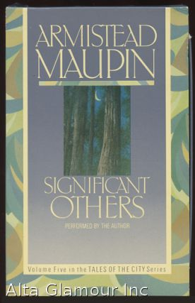 SIGNIFICANT OTHERS (Audio Cassette). Armistead Maupin.