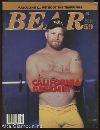 BEAR Issue 59; Masculinity...without the trappings
