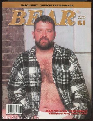 BEAR Issue 61; Masculinity...without the trappings