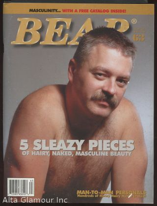 BEAR Issue 63; Masculinity...without the trappings