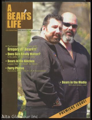 A BEAR'S LIFE; Celebrating the Masculine Lifestyle