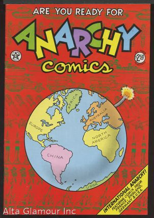 ANARCHY COMICS