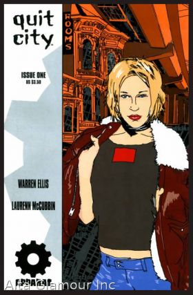 QUIT CITY. Warren Ellis, Laurenn McCubbin.