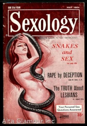 SEXOLOGY; Modern Guide to Sex Knowledge