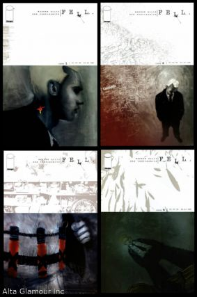 FELL. Warren Ellis, Ben Templesmith.