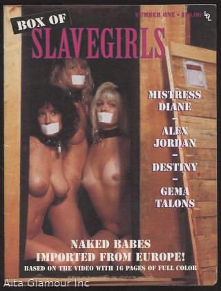 BOX OF SLAVEGIRLS
