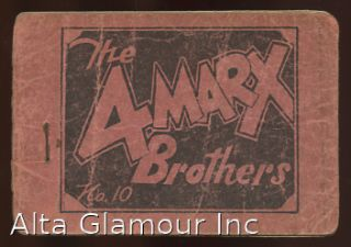 THE 4 MARX BROTHERS